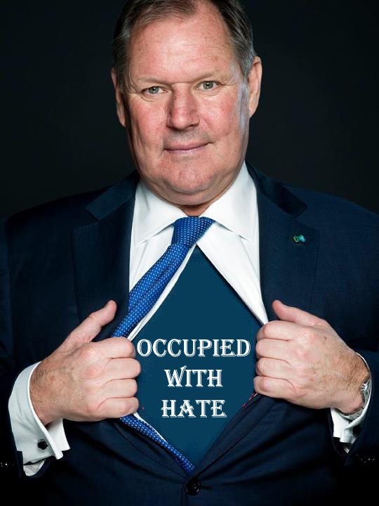 Hate is Over R.I.P Robert Doyle!