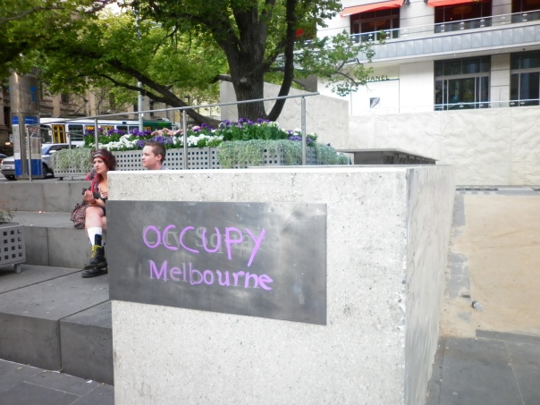 Occupy Corner