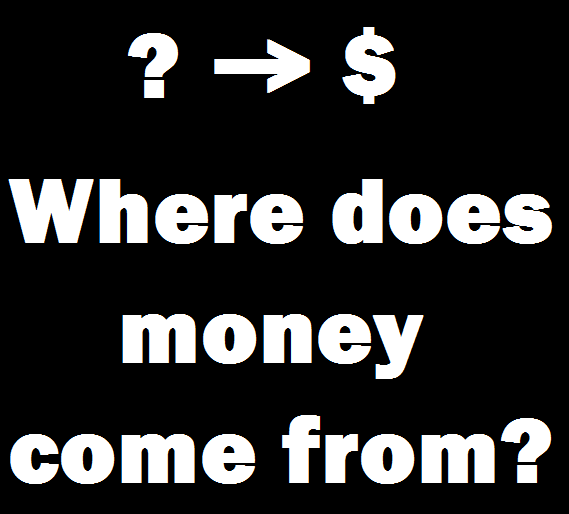 It may sound like a silly question, but what are the circumstances of the 'birth' of money? Is gold involved? You may be surprised to find out that gold has nothing to do with it.