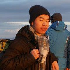 "Zhou Fang: ""I'm a stubborn arsehole""."