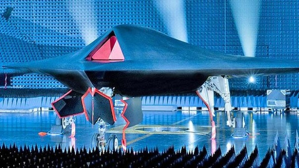 $190 Million of you tax dollar being spent on this sinister looking drone. Feel safe? value for money?