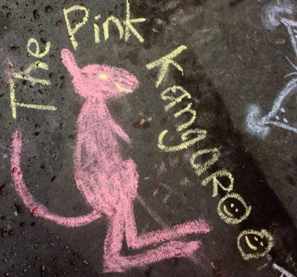 Free Pink Kangaroo