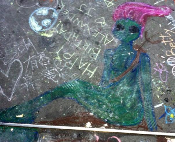 Good Friday mermaid