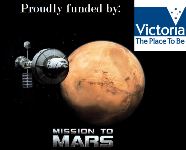 We could have afforded a mission to Mars instead of the Myki ticketing system.  The space ship would not have been as big as the one pictured, but still, it's Mars!!!
