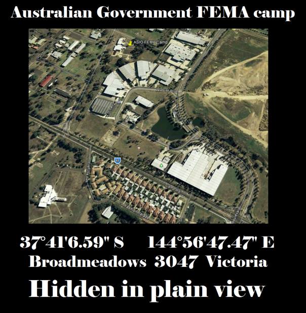 FEAM camp broadmeadows