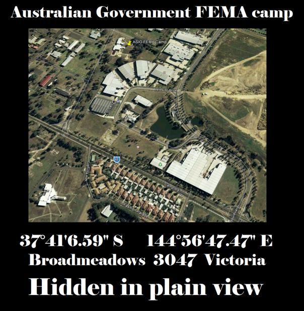 FEAM camp broadmeadows