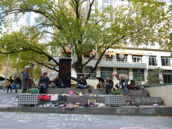 occupy freedom