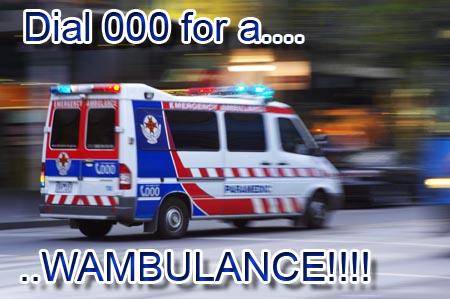 WambulanceAustralia