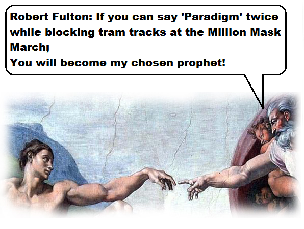 God speaks to Robert Fulton