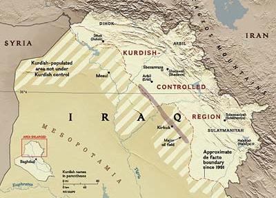 Kurdistan-Map-with-Kirkuk