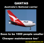 QANTAS layoffs