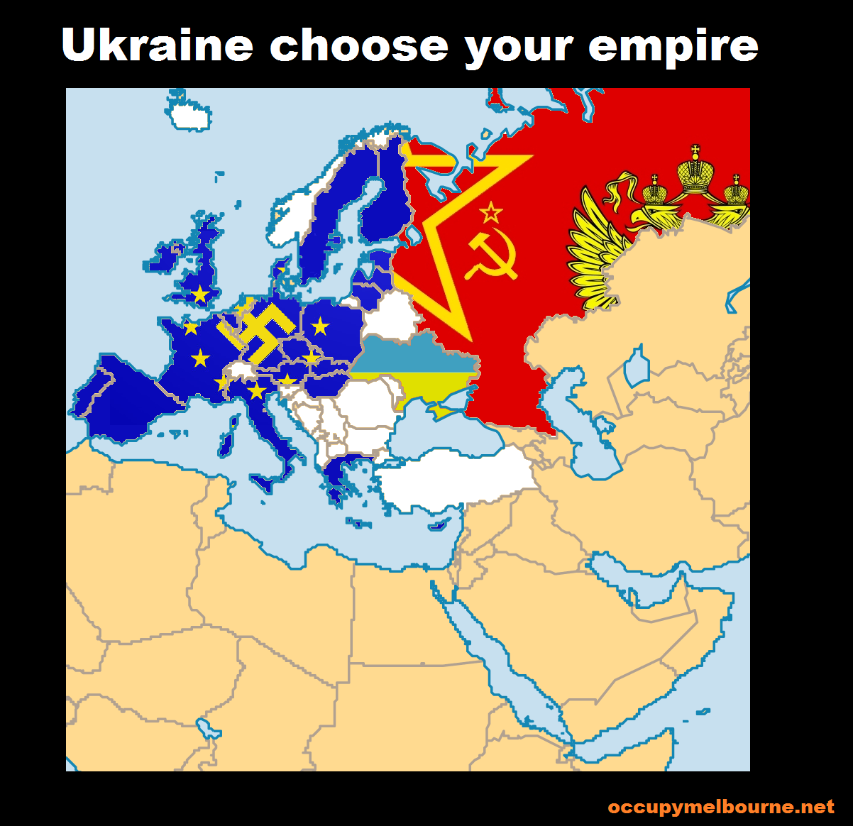 Ukraine's options