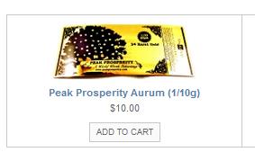 Aurum price