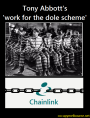 Modern slavery: work for the dole