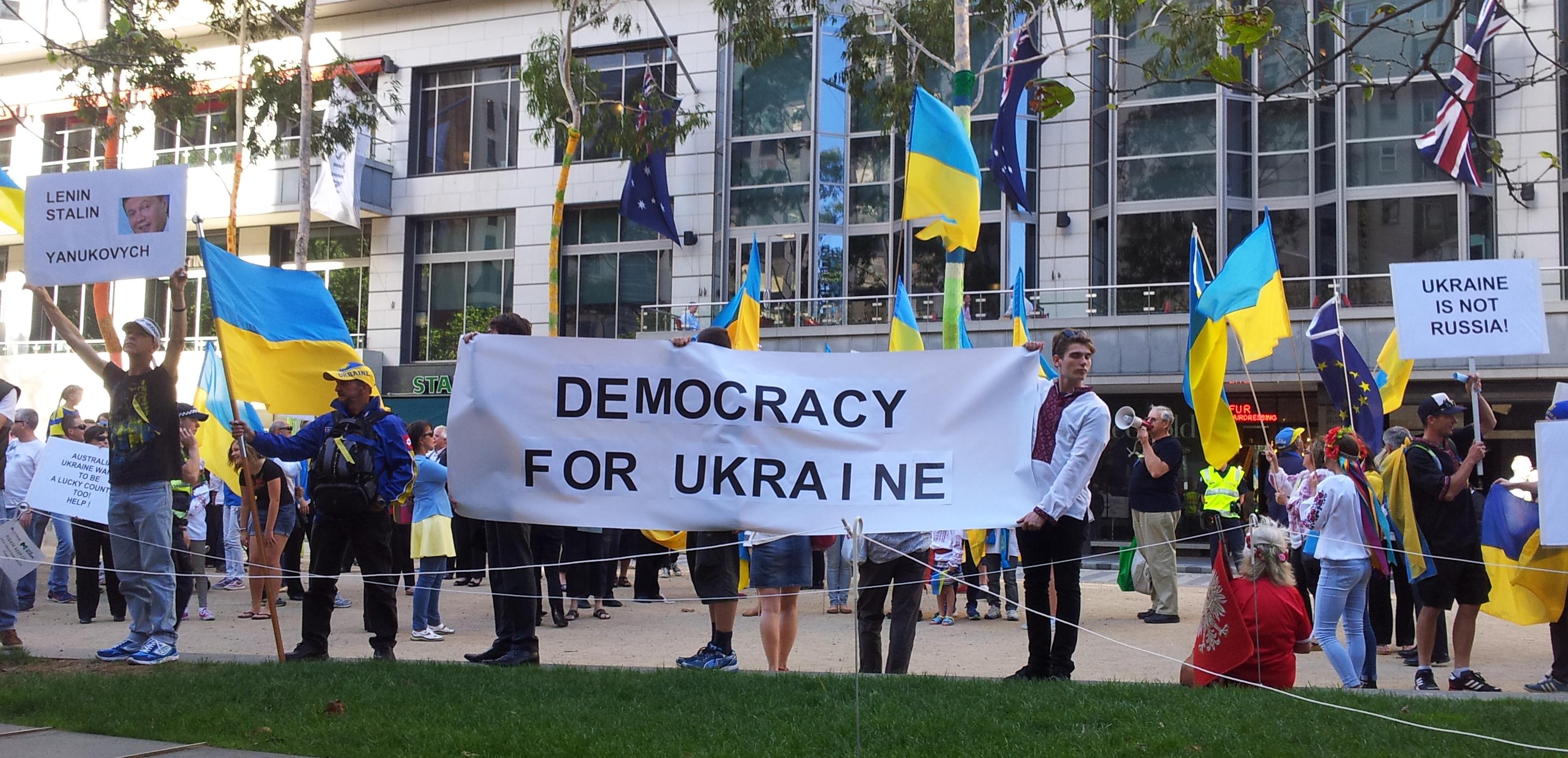 ukraine protst 2