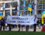Ukraine pro democracy protest