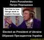 "Petro Poroshenko ""Willy Wonka"" New Ukrainepresident"