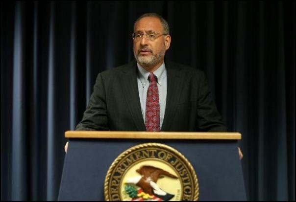 Minnesota - Islamic Center - U.S. Attorney Andrew Luger