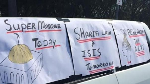 This is why people fear the spread of Islam and mosques in Australia