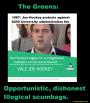 Greens political body snatch of GoughWhitlam