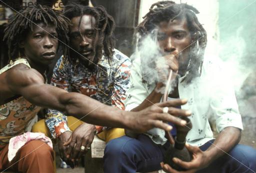 jamaican-men-smoking