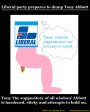 Liberals try to dump Tony Abbott