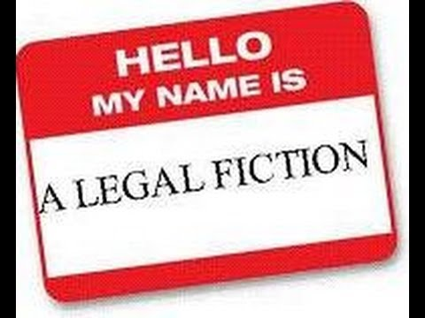 legal fiction
