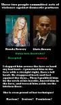 Ronda Rousey abuser