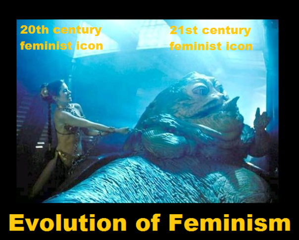 evolution of feminism