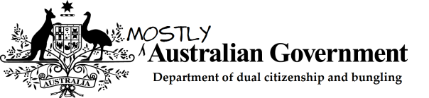 Mostly Austrlain goverenment