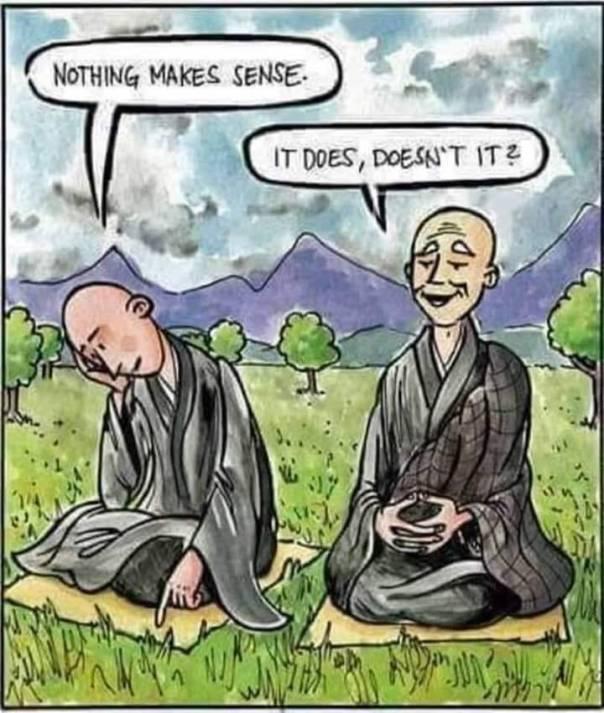 a buddhists