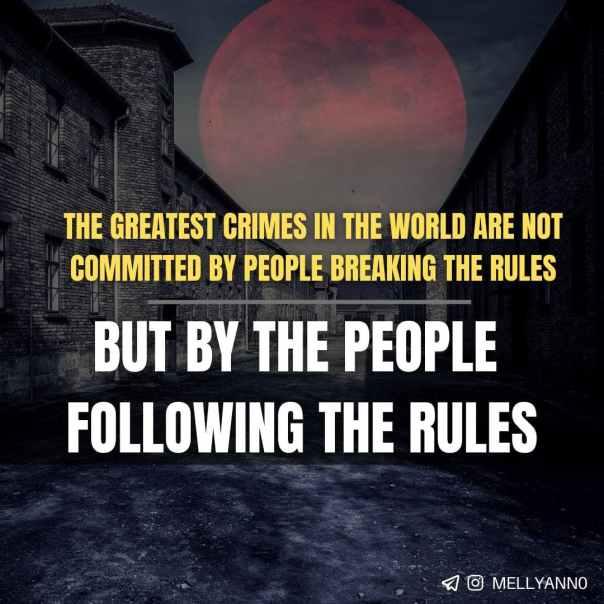 crime rules